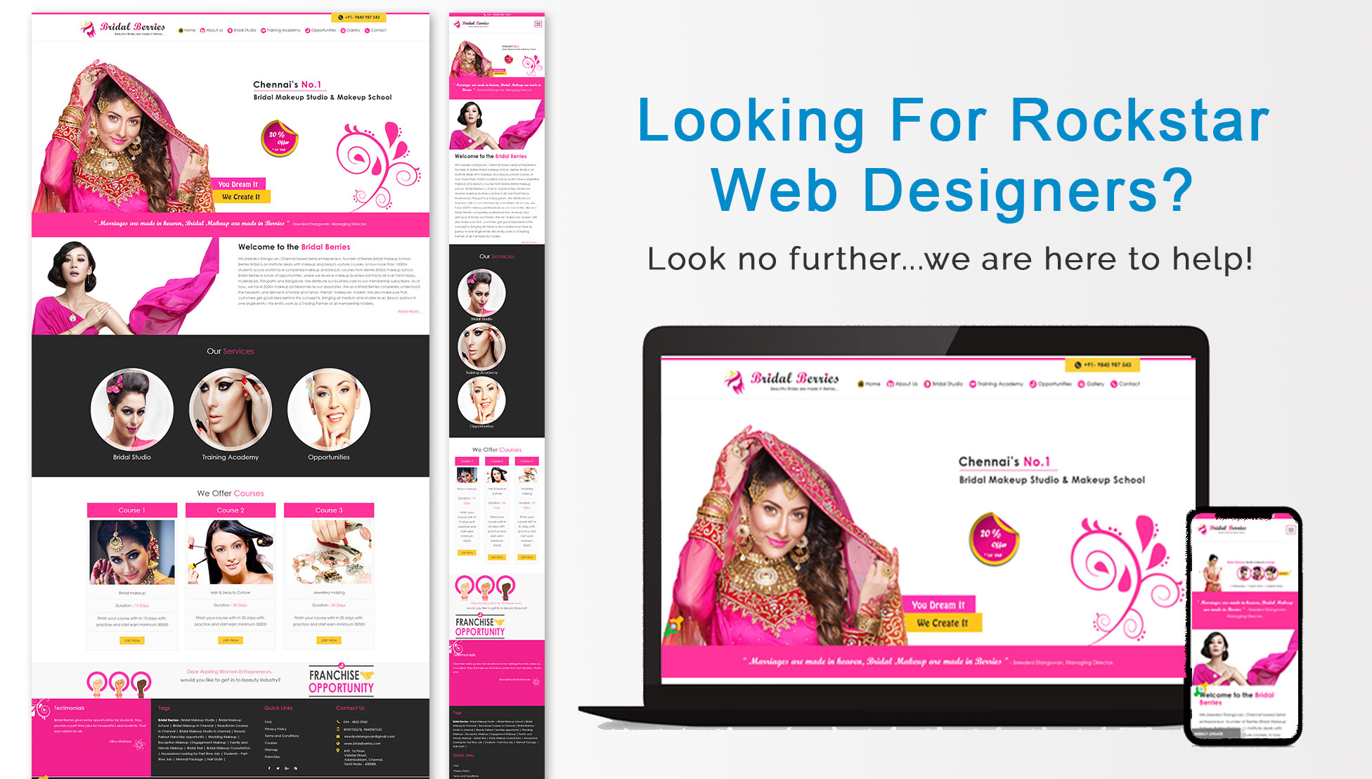 ilife technologies | Best web designing company in trichy